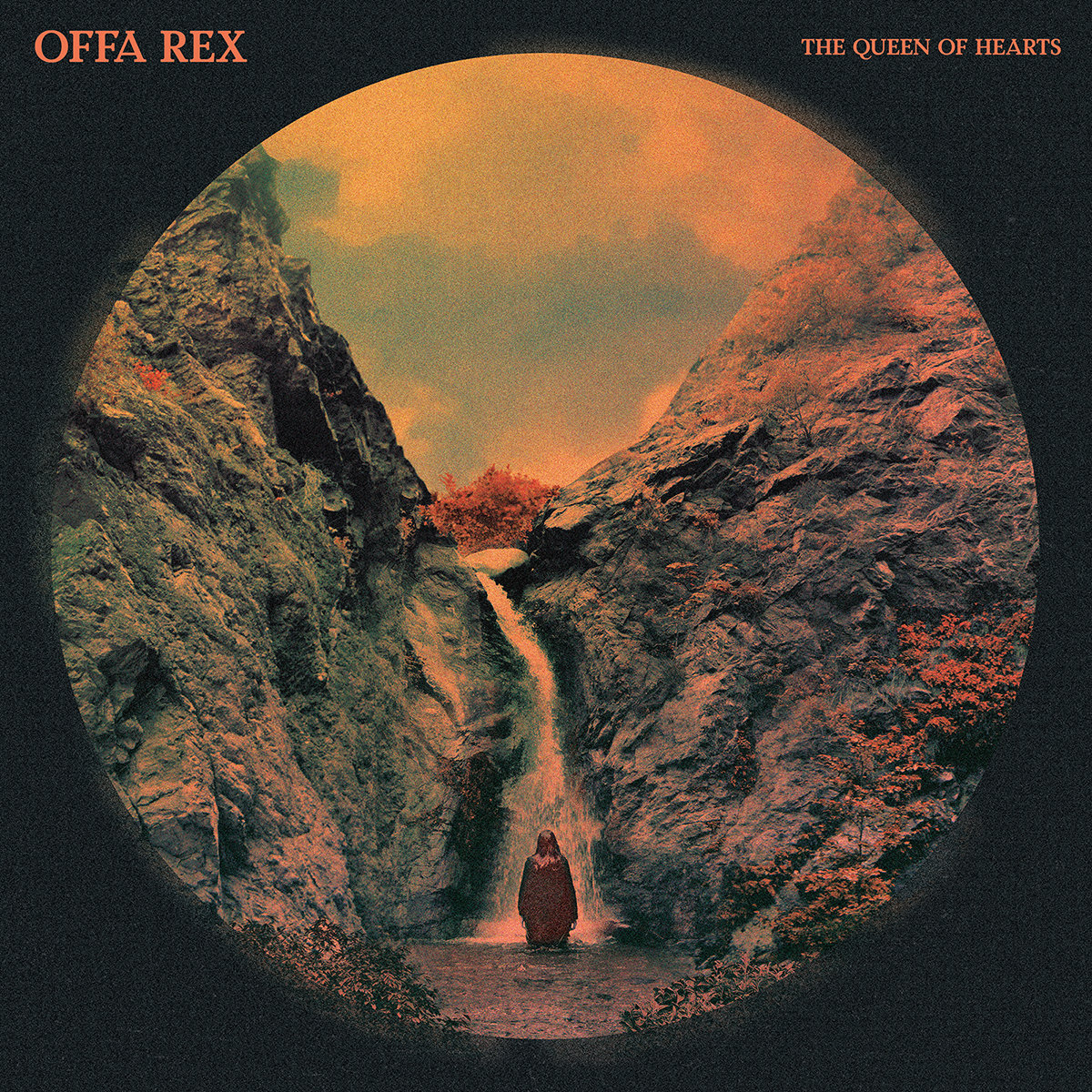Offa Rex — The Queen of Hearts