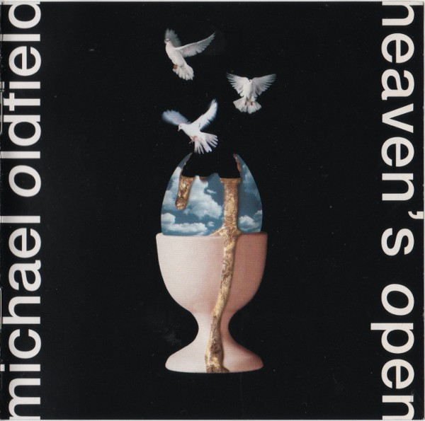 Mike Oldfield — Heaven's Open