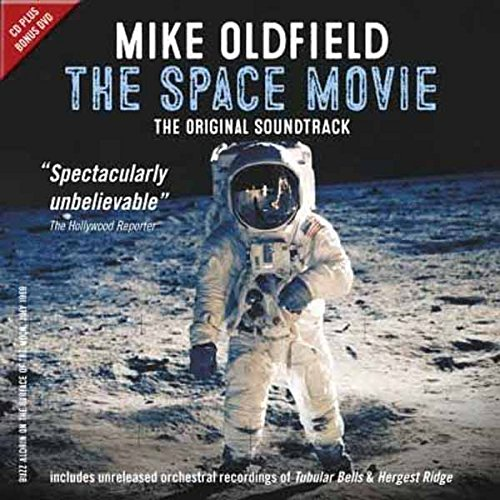 Mike Oldfield — The Space Move: The Original Soundtrack