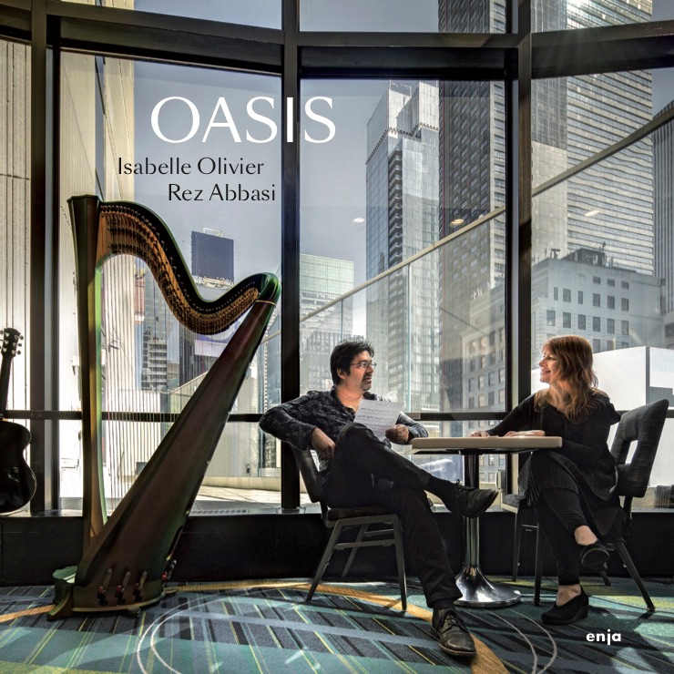Isabelle Olivier / Rez Abbasi — Oasis