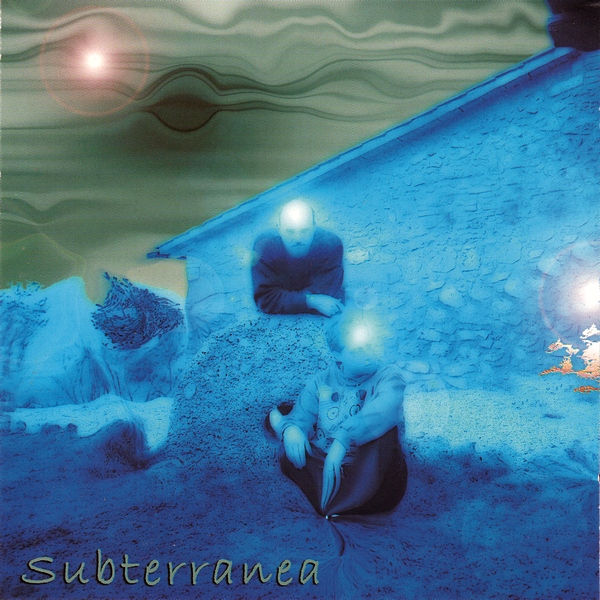 Subterranea Cover art