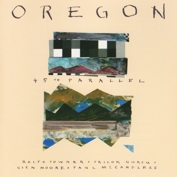 Oregon — 45th Parallel