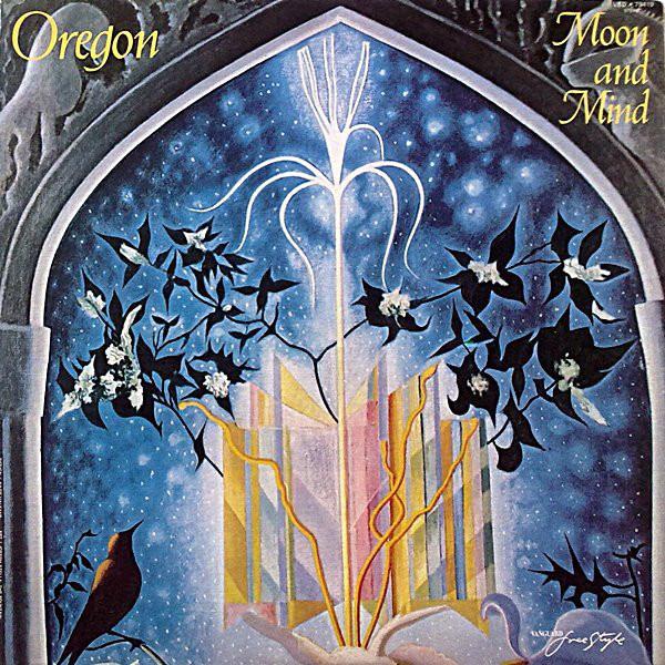 Oregon — Moon and Mind