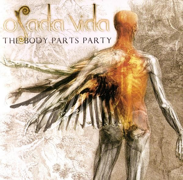 The Body Parts Party Cover art