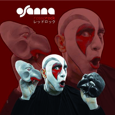 Osanna — Rosso Rock Live in Japan
