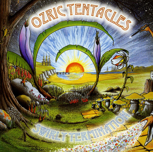 Ozric Tentacles — Swirly Termination