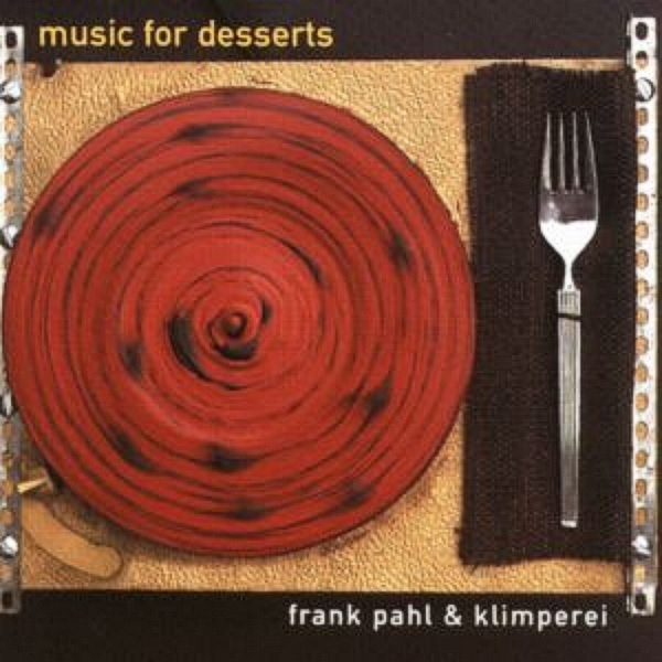 Music for Desserts Cover art