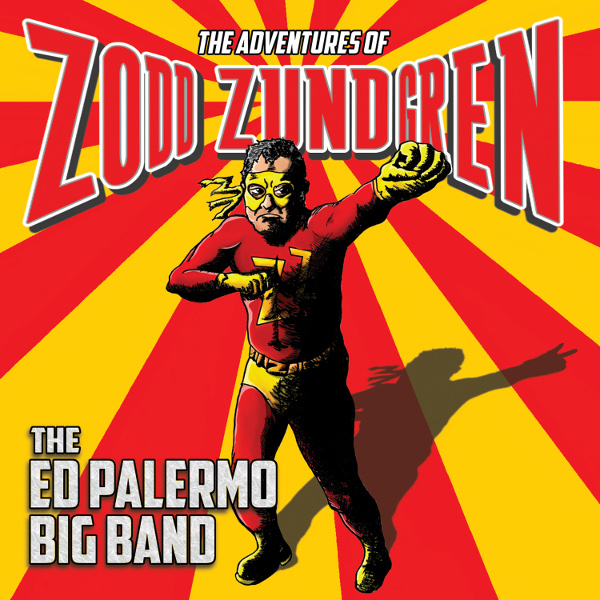 The Adventures of Zodd Zundgren Cover art