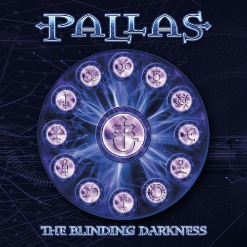Pallas — The Blinding Darkness