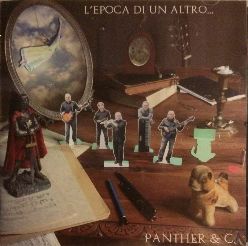 L'Epoca di un Altro Cover art