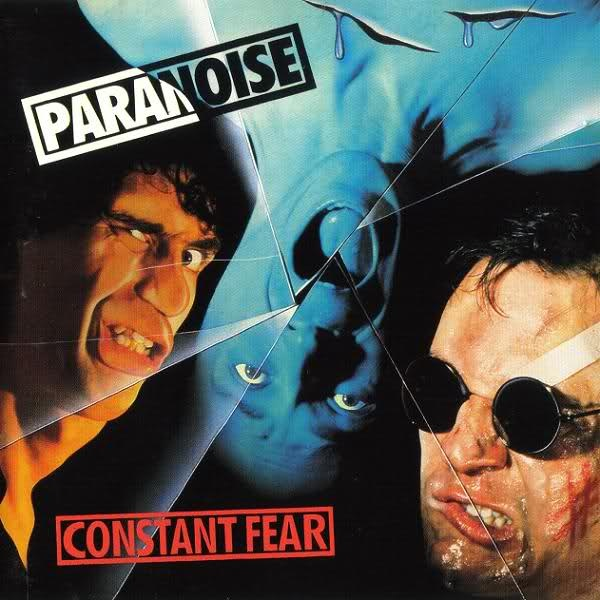 Paranoise - Constant Fear