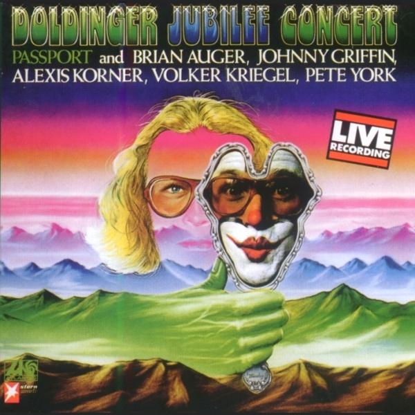 Passport — Doldinger Jubilee Concert