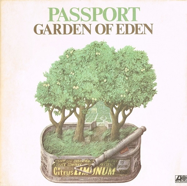 Passport — Garden of Eden