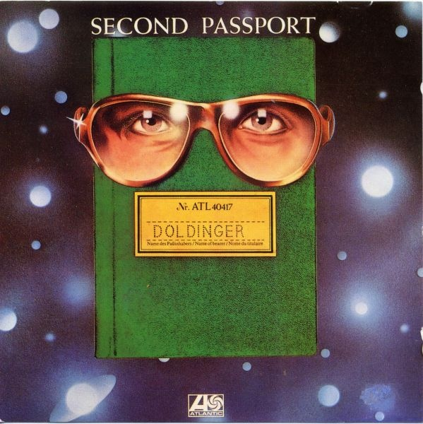 Passport — Second Passport