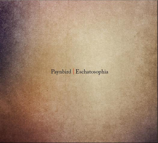 Eschatosophia Cover art