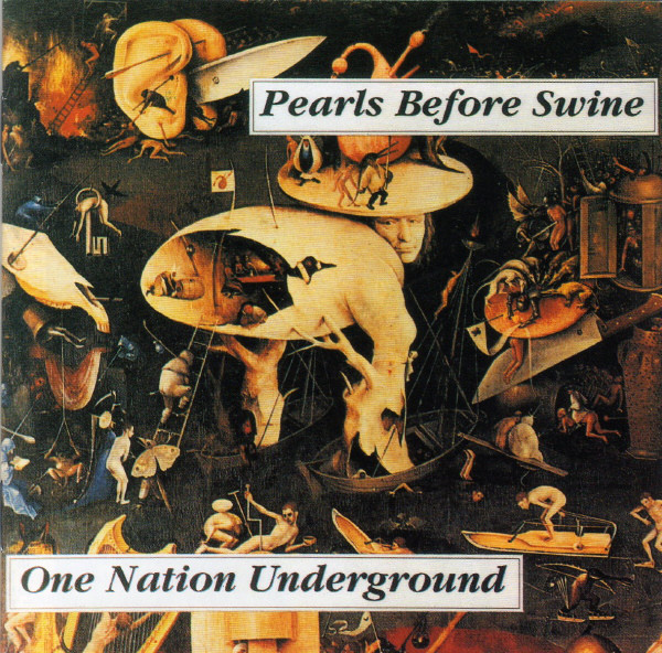 One Nation Underground Cover art
