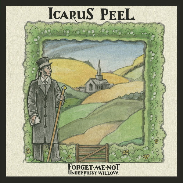 Icarus Peel — Forget-Me-Not under Pussy Willow