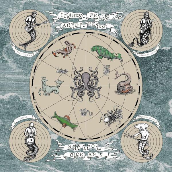 Icarus Peel's Acid Reign — Shallow Oceans