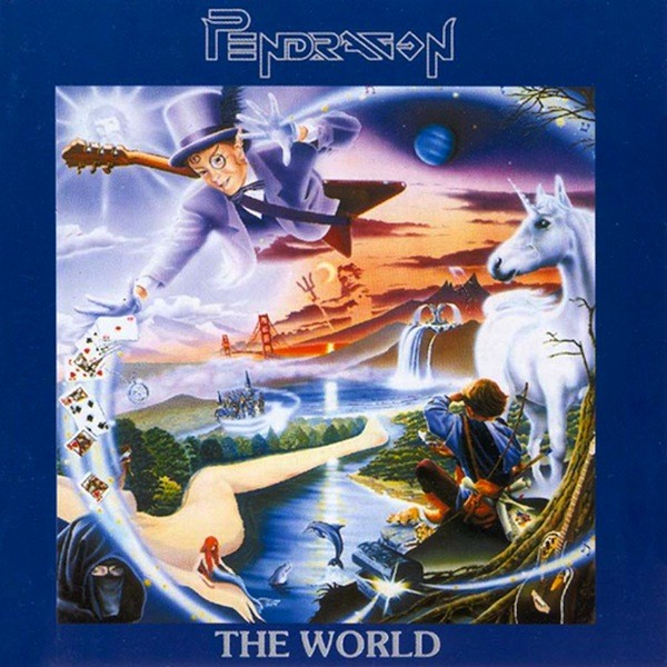 What I'm Jamming Today. - Page 40 Pendragon-world-1991