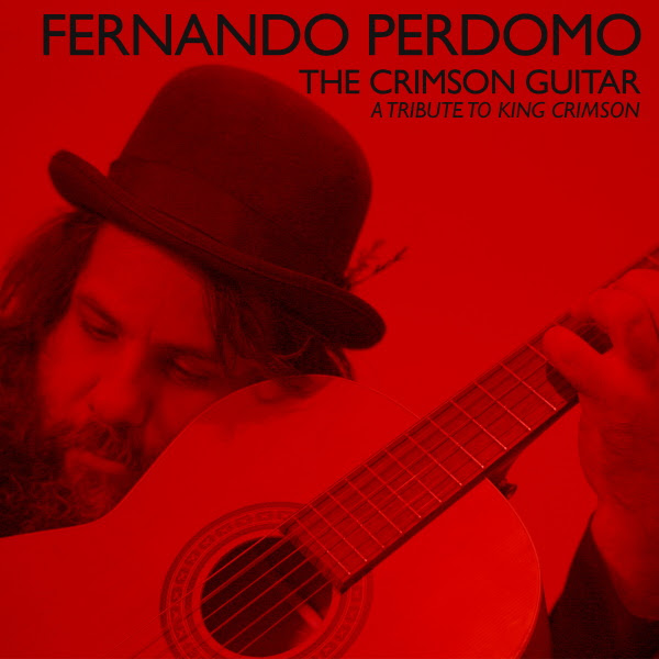 Fernando Perdomo — The Crimson Guitar