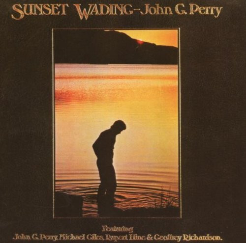John G. Perry — Sunset Wading