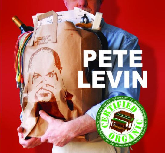 Pete Levin — Certified Organic