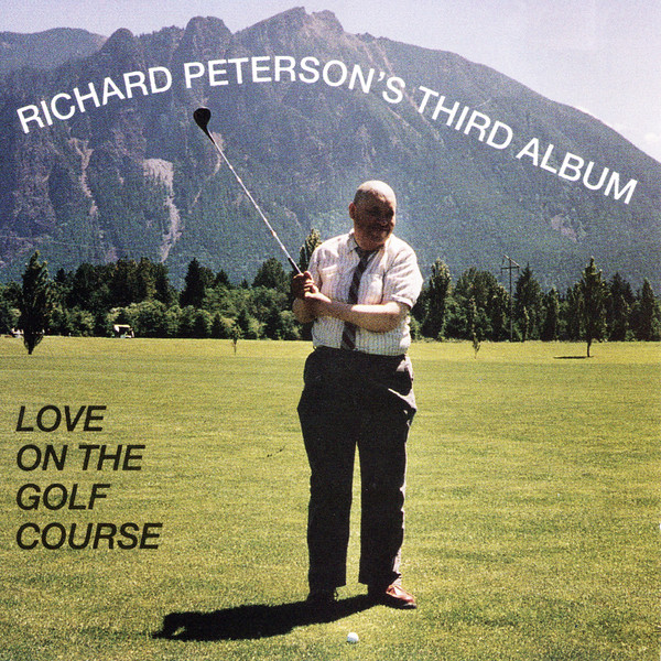 Richard Peterson — Love on the Golf Course