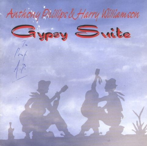 Anthony Phillips & Harry Williamson — Gypsy Suite