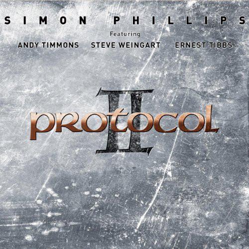Simon Phillips — Protocol II