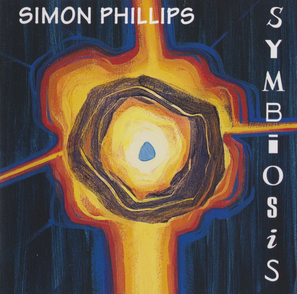 Simon Phillips — Symbiosis