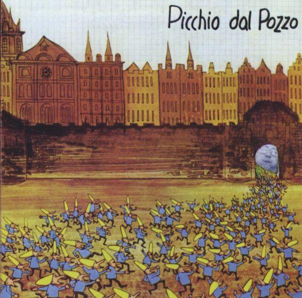 Picchio dal Pozzo Cover art