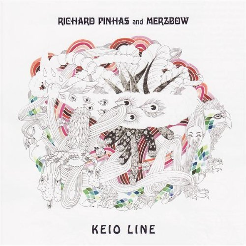 Richard Pinhas and Merzbow — Keio Line