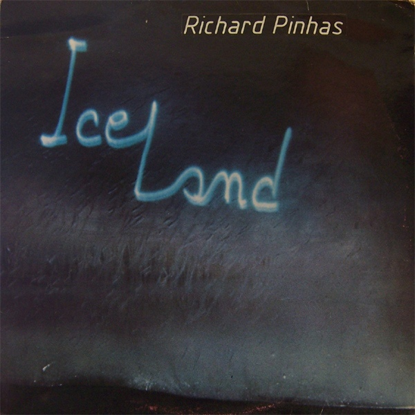 Richard Pinhas — Iceland