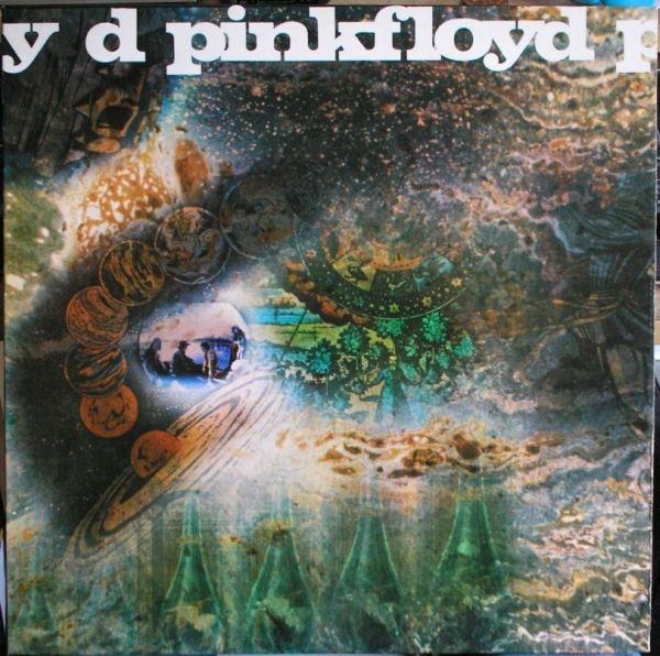 Pink Floyd — A Saucerful of Secrets