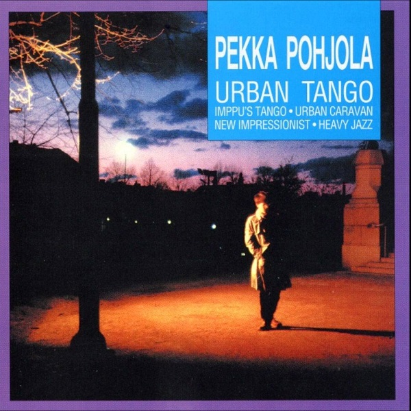 Urban Tango Cover art