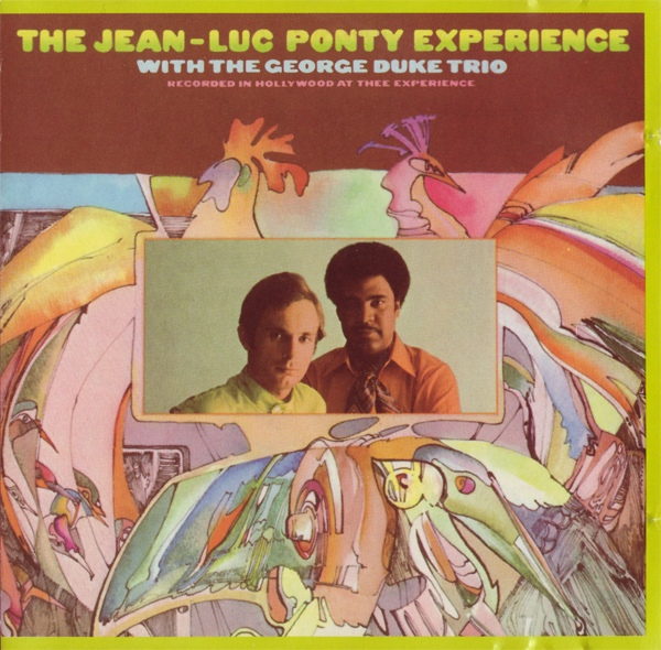 The Jean-Luc Ponty Experience with the George Duke Trio — Live in Los Angeles