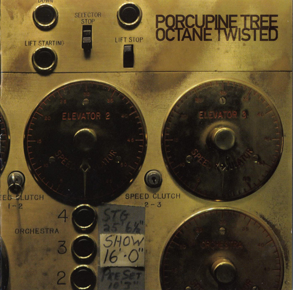 Porcupine Tree — Octane Twisted