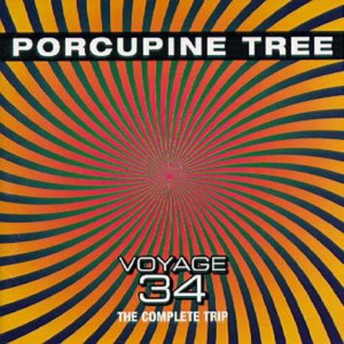 Porcupine Tree — Voyage 34: The Complete Trip