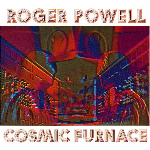 Cosmic Furnace Cover art