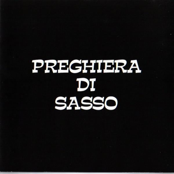 Preghiera di Sasso — Preghiera di Sasso (AKA Diapason)