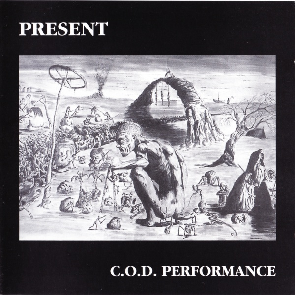 C.O.D. Performance Cover art