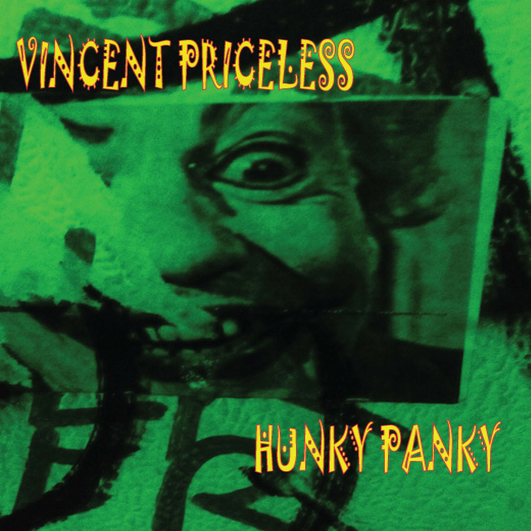 Hunky Panky Cover art