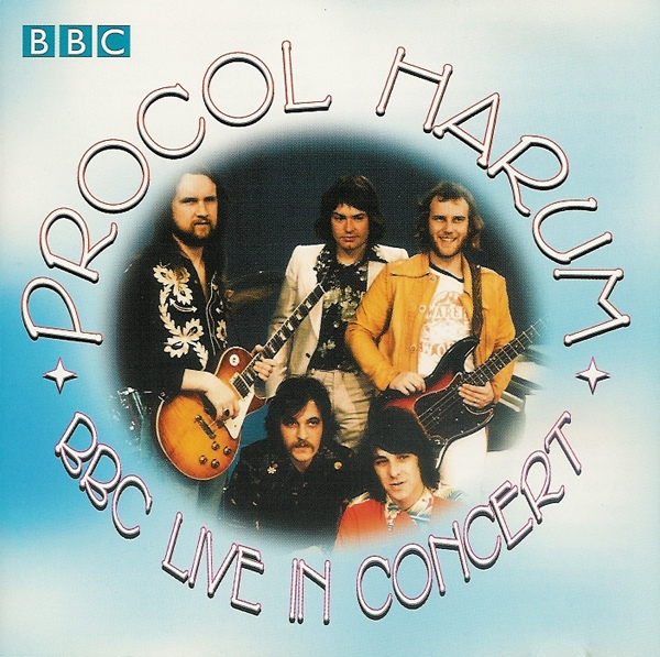 BBC Live in Concert Cover art