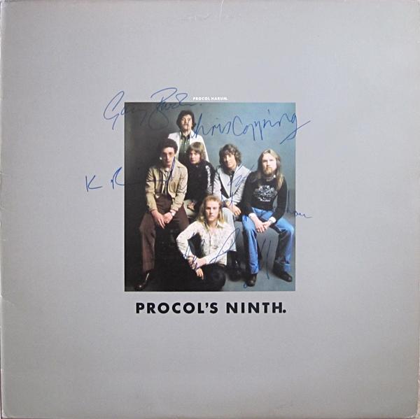 Procol Harum — Procol's Ninth