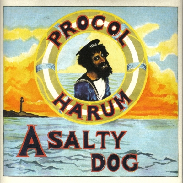 Procol Harum — A Salty Dog