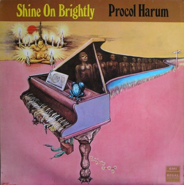 Procol Harum — Shine on Brightly