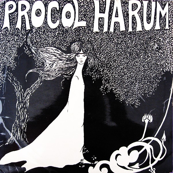 Procol Harum — Procol Harum (AKA A Whiter Shade of Pale)