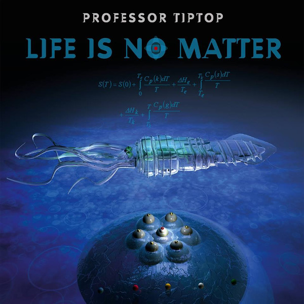 Life Is No Matter Cover art