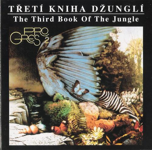 Tretí Kniha Džunglí - Third Jungle Book Cover art