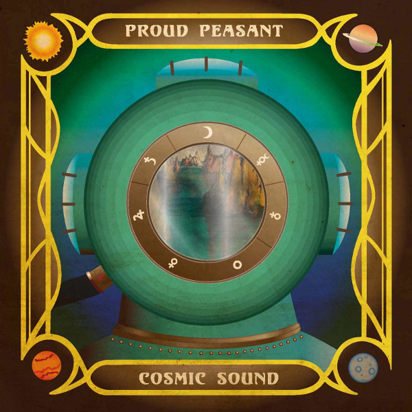 Proud Peasant — Cosmic Sound